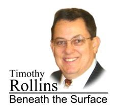 Timothy Rollins - Beneath the Surface